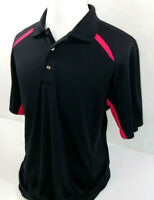 Ben Hogan Vented Performance Short Sleeve Golf Polo Shirt Mens XL