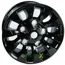 "Land Rover Defender Black SAWTOOTH Style Alloy Wheel 16"" X 7"" - LR025862"