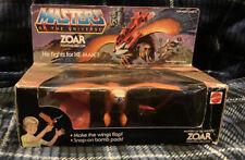 Zoar Vintage MOTU Sorceress Masters of the Universe He-Man MISB