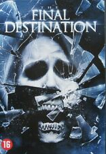 THE FINAL DESTINATION - DVD