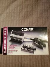 CONAIR 3-in-1 Styling Hair Dryer 1875 Watt 3 Attachments 2 Heat/Speed Set SD4NPR