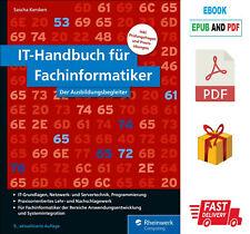 IT-Handbuch für Fachinformatiker - Sascha Kersken 2019 - Lese die Beschreibung
