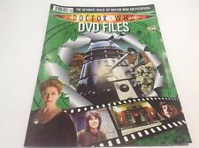 DOCTOR WHO DVD FILES MAGAZINE - PART 104 - ENCYCLOPEDIA - FRONTIER IN SPACE