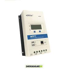 Regolatore di carica MPPT TRIRON4210N 40A 12V 24V DISPLAY DS1 UCS batteria litio