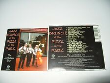 Jambalaya Trio Jazz Brunch at the Pizza on the Park (2002) cd Not Sealed