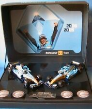 COFFRET RENAULT F1 TEAM R25 + R26 ALONSO WORLD CHAMPION 2005/06 1/43 NOREV