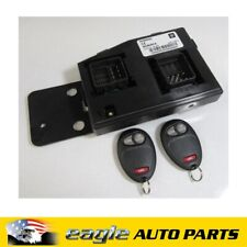HUMMER H3 BODY CONTROL MODULE ASSEMBLY WITH REMOTES # 24300424