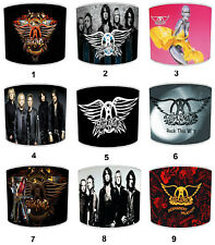 Aerosmith Designs Lampenschirme, Passt Ideal Zu Aerosmith Kissen & Abdeckungen