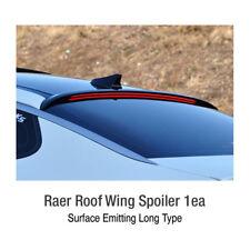 Rear Roof Spoiler Surface Emitting Log Type Garnish Molding For KIA 2016 Optima