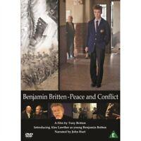 Nuevo Britten Tony / John Hurt - Benjamin Britten Peace And Co - DVD
