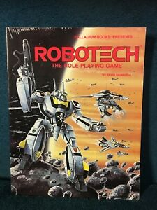 Robotech: The Role-Playing Game by Kevin Siembieda