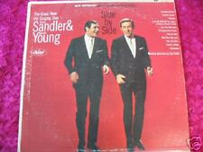 """SANDLER & YOUNG """"SIDE BY SIDE!""""  LP 1966"""