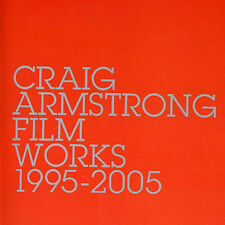 Film Works 1995-2005 - Craig Armstrong (2005, CD NUOVO)