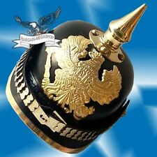 Christmas Presents Xmas Gifts Prussian Leather Helmet bj01