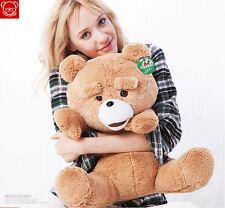 """Movie Ted Toy Men Teddy bear Stuffed Animal  24"""" Teddy Bear Plush Birthday Gifts"""