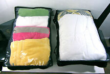 """Under Bed Storage Bag [Lot Of 5] Zip-Up Garment Protector 30""""L x 18""""W x 6.5"""" New"""