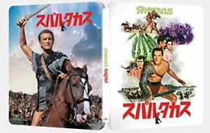 Spartacus Limited Edition Steelbook 4K Ultra HD [DVD][Region 2]