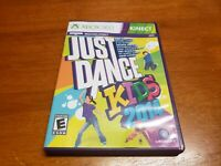 Just Dance Kids 2014 (Microsoft Xbox 360) CIB Complete TESTED