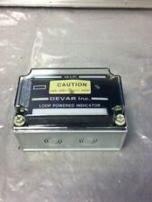 DEVAR INC 18-LPI INDICATOR- NO BOX