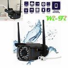 Waterproof WIFI Wireless HD 720P CCTV IP Camera Outdoor Security Night Vision