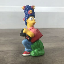 RARE 1990 Marge Simpson figure - outdoor hiking Marge