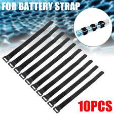 10Pcs 2*30cm Durable RC Battery Down Tie Reusable Strap Antiskid Cable Straps US
