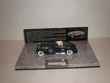 1/43 1936 Duesenberg SJN Convertible Coupe blue /  Minichamps