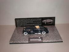 1/43 1936 Duesenberg SJN Convertible Coupe blue /  Minichamps