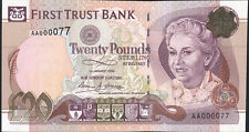 Irlanda del Norte/Northern Ireland, First Trust Bank 20 pounds 1998 pick 137a (1)