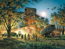 Jigsaw Puzzle Farm Life Bountiful Harvest 1000 pieces NEW Made in USA