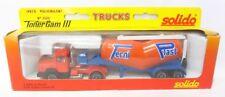 "* 1/64 * Solido * Iveco Tanker Truck * Tecni Plast * Made In France * 3506 "" MIB"