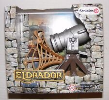 Schleich ElDrador Cannon 42222 Fantasy Medieval Castle Fort Role Play