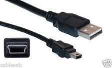 Cable De Datos Usb Usb 2.0 estándar un enchufe para conector Mini-B 2m 2 Metros