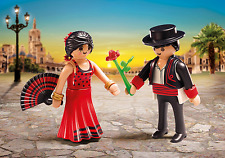 Playmobil 6845 Flamenco Duo Dancers España Spain Blister NEW 134