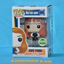 ECCC 2018 Doctor Who Amy Pond (police) US | Funko Pop Vinyl Fun28774