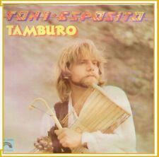 "TONY ESPOSITO "" TAMBURO "" LP SIGILLATO CINEVOX - TICKET - RICORDI"