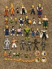Dragon Ball Z Huge Lot of 30+ Action Figures And Accessories Goku Vegeta & More!