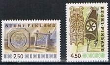 Finland postfris 1976 MNH 781-782 - Volkskunst / Art