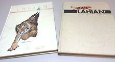 Lakewood High School 1984 & 1986 Yearbooks Lot of 2 (Lahian), Lakewood Colorado
