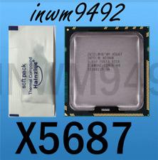 Intel Xeon X5687 3.6GHz Quad-Core (AT80614005919AB) Processor