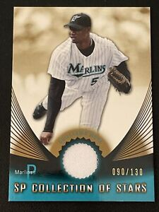 2005 SP Collection of Stars Jersey GUILLERMO MOTA 90/130 #CS-MO