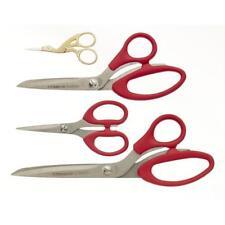 BIRCH - Ultra Sharp 3 Piece Scissor Set (BONUS stork scissors)