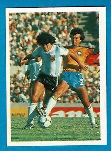 Bergmann Espana 82 * Fußball WM Spanien 1982 * Diego Maradona * Nr. 17 * TOP *