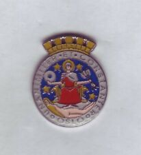 Oslo City Coat of Arms Crest, Pin, Badge, Coat of Arms, Norway, Norway