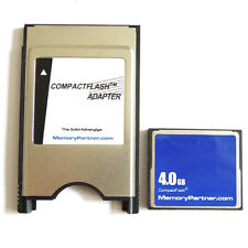Quality Compact Flash CF card to PCMCIA PC Card Adapter for Laptop Notebook