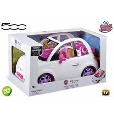 AUTO FIAT 500 PER BAMBOLE BARBIE MACCHINA BARBI GRANDI GIOCHI GG00620