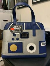 Loungefly Star Wars R2-D2 tote purse bag never used