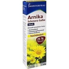 KLOSTERFRAU Arnika Schmerz Salbe 100g PZN 6103008