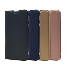 For Sharp Sense3 Lite Magnetic Leather Flip Wallet Phone Case Protector Cover