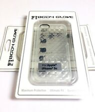 Body Glove Shimmer Case/Cover For Apple iPhone 5c/SE in Diamond Glitter Clear